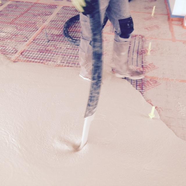 Chape liquide à Baudrières 71370