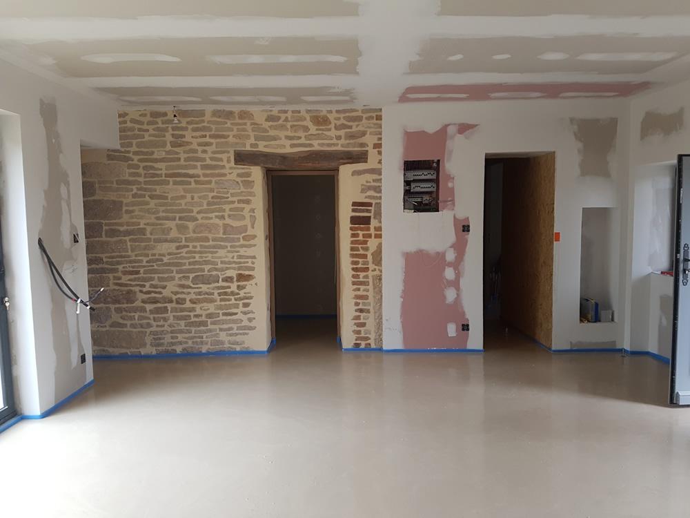 Chape liquide à Corcelles-les-Arts 21190