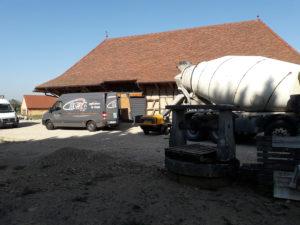Chape liquide à Lessard-en-Bresse 71530